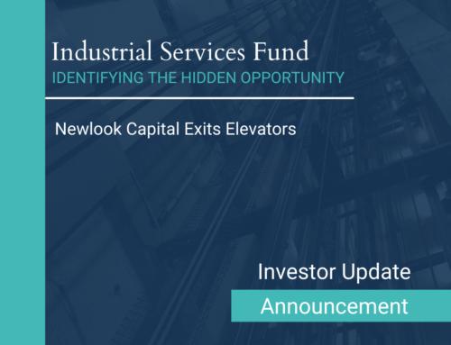 Newlook Capital Exits Elevators